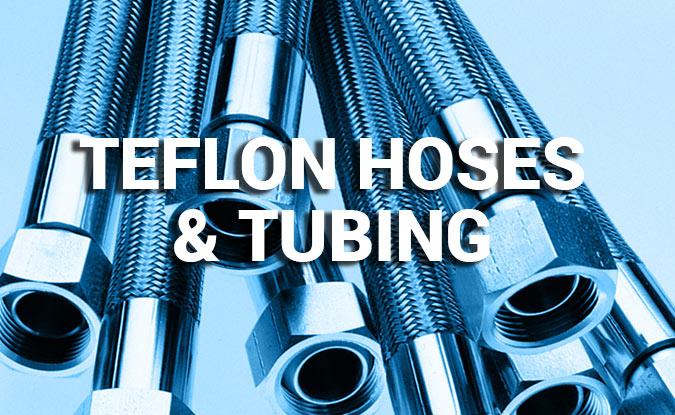 Teflon Hoses and Tubing