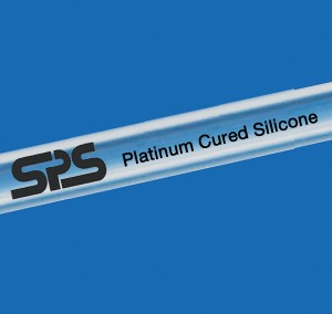 SPS platinum cured silicone tubing